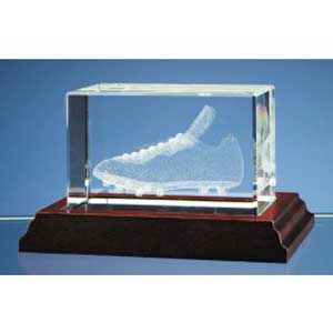 3D Football Boot Award