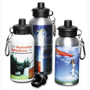 Product image 1 for Aluminium Sports Water Bottle