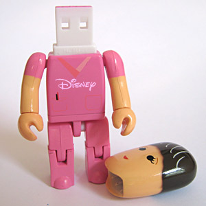 Product image 3 for Character USB Memory Sticks