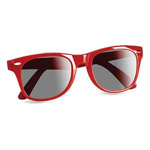 Product image 1 for Classic Red Sunglasses