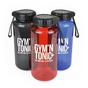 Product image 1 for Flat Top Gym Bottle