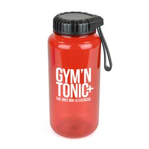 Product image 2 for Flat Top Gym Bottle
