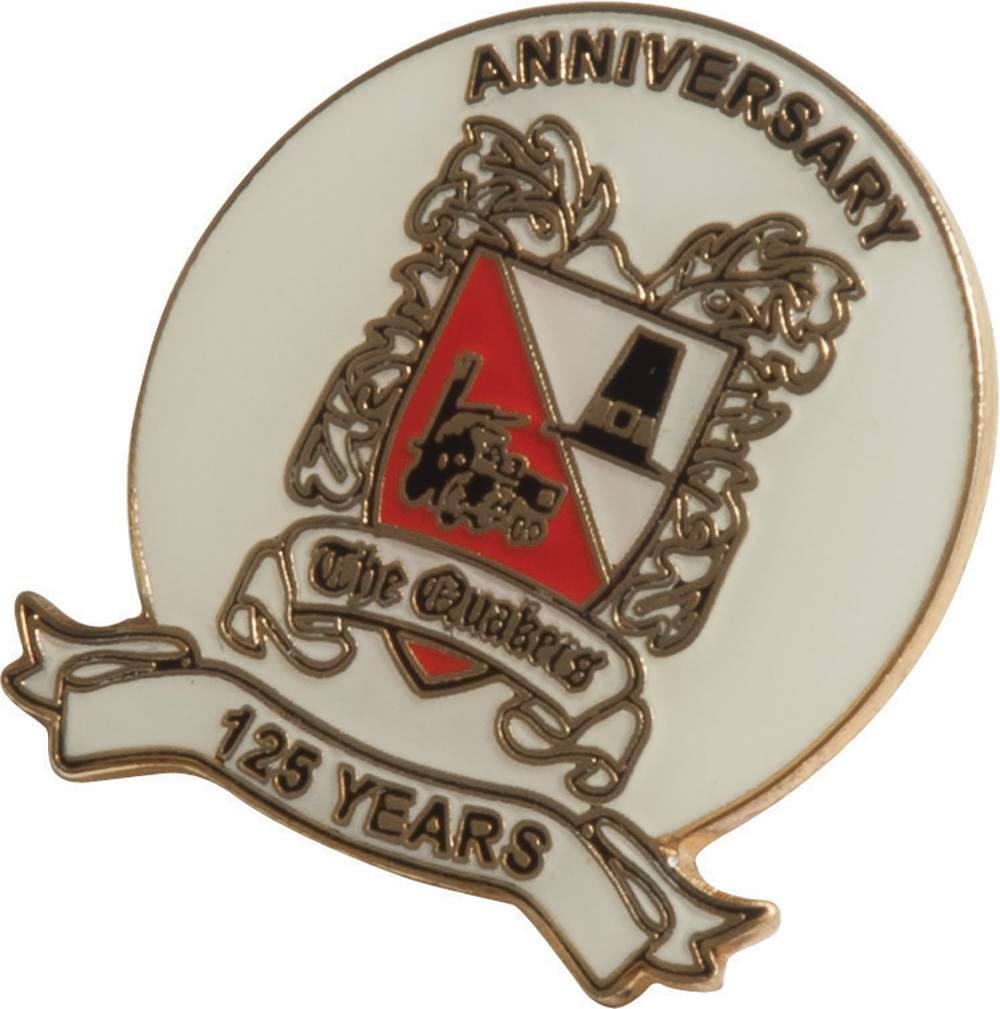 Product image 3 for 25mm Hard Enamel Lapel Badge