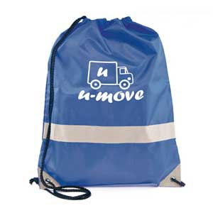 Product image 1 for High-Visibility Drawstring Bag