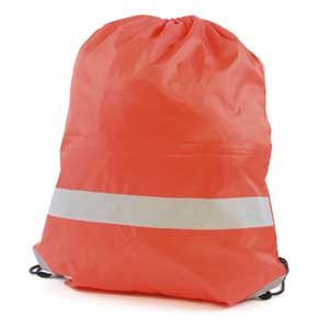Product image 2 for High-Visibility Drawstring Bag