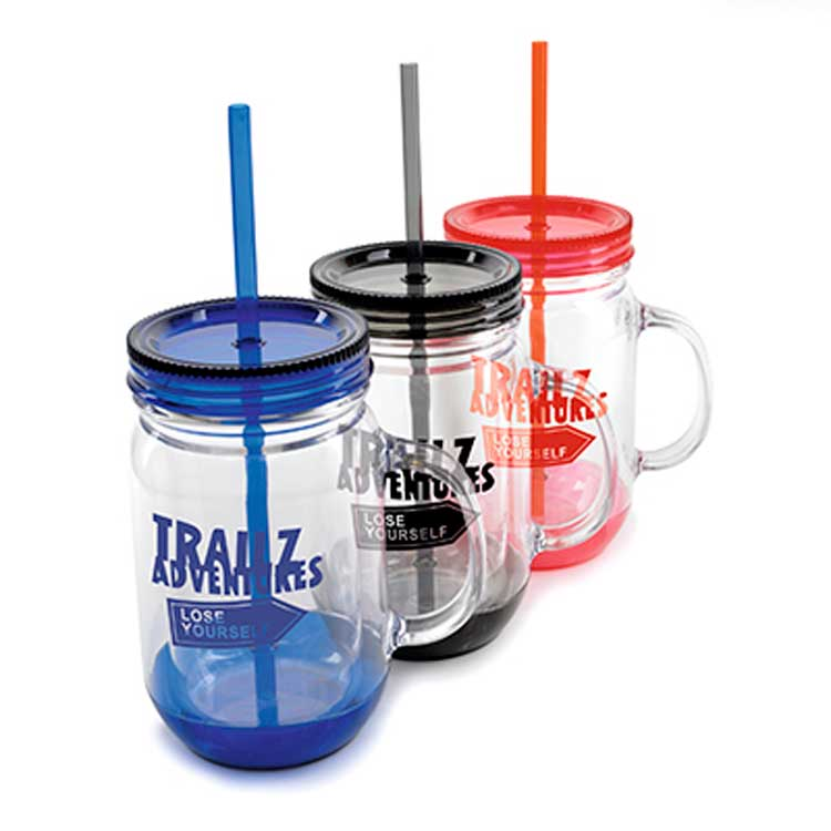 Product image 1 for Plastic Drinks Jar