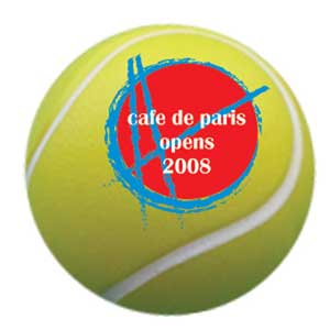 Product image 1 for Tennis Ball Stress Shape